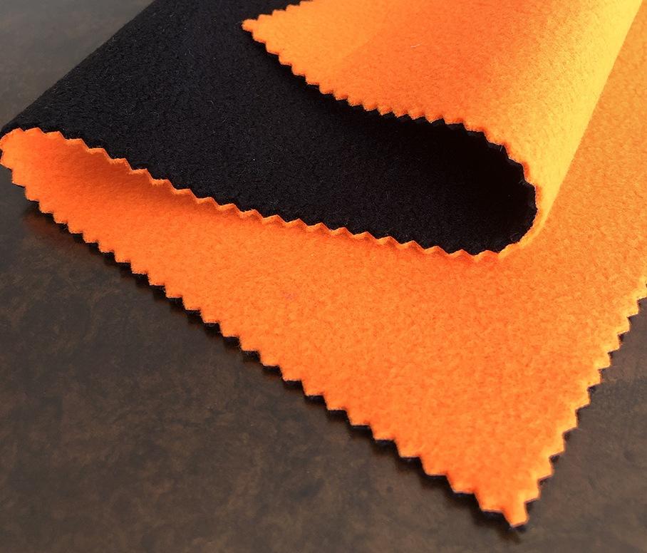 Duo-Color Fleece Fabrics